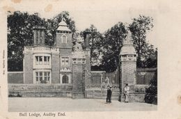 Bull Lodge Audley End Saffron Walden Antique Postcard - Ohne Zuordnung