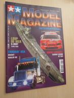 WW2013-2 Revue Maquettiste Plastique / TAMIYA MODEL MAGAZINE N°71 De 2004 Valait 5,40€ , Sommaire En Photo 2 Ou 3 - Revues