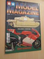 WW2013-2 Revue Maquettiste Plastique / TAMIYA MODEL MAGAZINE N°72 De 2004 Valait 5,40€ , Sommaire En Photo 2 Ou 3 - Revues