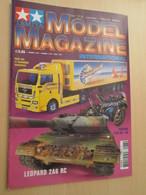 WW2013-2 Revue Maquettiste Plastique / TAMIYA MODEL MAGAZINE N°73 De 2004 Valait 5,40€ , Sommaire En Photo 2 Ou 3 - Revues