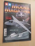 WW2013-2 Revue Maquettiste Plastique / TAMIYA MODEL MAGAZINE N°66 De 2003 Valait 5,40€ , Sommaire En Photo 2 Ou 3 - Revues