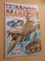 WW2013-2 Revue Maquettiste Plastique / TAMIYA MODEL MAGAZINE N°75 De 2004 Valait 5,40€ , Sommaire En Photo 2 Ou 3 - Revues