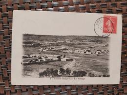 Bossuet. ( Le Village) Le 12 05 1910. Algérie - Otras Ciudades