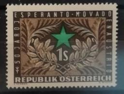 Autriche 1954 / Yvert N°838 / ** - 1945-60 Ungebraucht