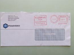 Italia, Piaggio, Stab. Pontedera (tem. Moto, Industria), Lirma 404/0, Affranc. Meccanica, Ema, Meter (Re)13 - Moto