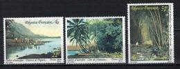 POLYNESIE    N°  YVERT  : 459/61  NEUF SANS  CHARNIERES - Französisch-Polynesien