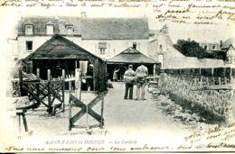 N°8962 -cpa Saint Vaast La Hougue -la Corderie- - Saint Vaast La Hougue