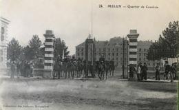 Melun Quartier De Cavalerie - Melun