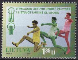 LITAUEN 1998 Mi-Nr. 669 ** MNH - Litauen