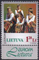 LITAUEN 1998 Mi-Nr. 664 ** MNH - Litauen