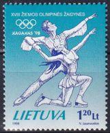 LITAUEN 1998 Mi-Nr. 657 ** MNH - Litauen