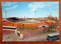 ROMA EUR Velodromo Auto Bus Cars Cartolina 1962  Viaggiata - Stades & Structures Sportives