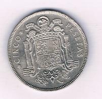 50 PESETAS  1949 (ster 50) SPANJE /4014/ - 50 Pesetas