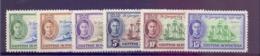 BRITISH HUNDURAS 6  PIECES COLLECTION 1948 ST.GEORGES CAY    (MAGG20375) - Honduras