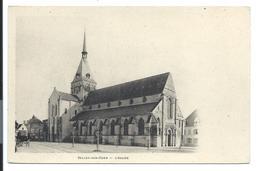 SELLES - Carte Précurseur L'église - VENTE DIRECTE X - Selles Sur Cher