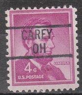 USA Precancel Vorausentwertung Preo, Locals Ohio, Carey 839 - United States