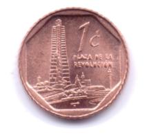 CUBA 2013: 1 Centavo, KM 729 - Cuba
