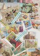 DAV : Vieux Papier :  LOT  Chromos Poulain, Magdeleine,,animaux, .... - Unclassified
