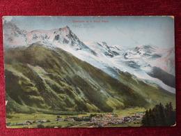 FRANCE / CHAMONIX ET LE MONT BLANC / 1910-20 - Rhône-Alpes
