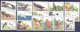 1982. Christmas Island, Birds, 16v, Mint/** - Christmas Island