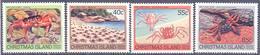 1984. Christmas Island, Crabs,  4v, Mint/** - Christmas Island