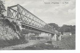 HERMALLE  S/ ARGENTEAU     Le Pont. - Oupeye