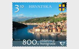 Kroatië / Croatia - Postfris / MNH - 800 Jaar Novigrad 2020 - Croatia