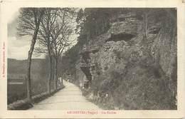 - Dpts Div -ref-AR892- Vosges - Archettes - Les Roches - Carte Bon Etat - - Autres Communes