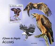 Angola 2019  Fauna Eagles  S202002 - Angola
