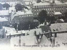 Péronne (80) - Vue De Peronne Prise De La Tour St-Jean - 1904 - Peronne