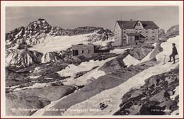 Duisburger Hütte * Berghütte, Bergsteiger, Weisseekopf, Alpen * Österreich * AK2750 - Spittal An Der Drau