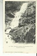 Corse  Cascade  De La Sposata  Entre Bocognano Et Tavera  1908 - Autres Communes