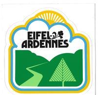 Vignette Autocollante: Eifel & Ardennes - Documentos Antiguos
