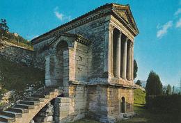 Perugia - Fonti Del Clitunno - Il Tempietto - Fg Nv - Perugia