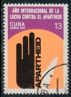 Y85 CUBA 1978 2346 International Year Against Apartheid - Cuba