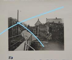Photox4 DIEST Oude Huizen Oude Straten 1945 - Plaatsen