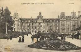- Dpts Div -ref-AR887- Vosges - Martigny Les Bains - Hotel International - Hotels - - Autres Communes