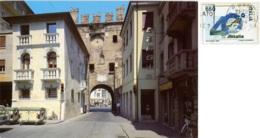 ROVIGO  Porta San Bortolo  Nice Stamp - Rovigo