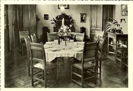"""CP De TOURNAI """" Couvent De Marie-Reparatrice , Salle à Manger Des Dames Pensionnaires """" - Tournai"""