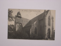 Douai : Eglise Notre-Dame - Douai