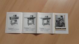 Naumann.NAHMASCHINEN.Seidel&Naumann,Dresden - Seals Of Generality