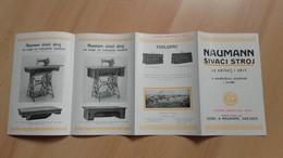 Naumann.NAHMASCHINEN.Seidel&Naumann,Dresden.SIVACI STROJ.P.CERNE,RADOVLJICA ST.40 - Seals Of Generality