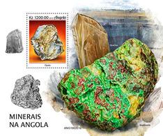 Angola 2019  Minerals  S202001 - Angola