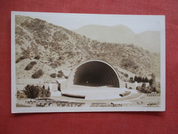 RPPC  Hollywood  Bowl - California  Ref 4090 - Etats-Unis