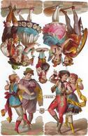 Chromo Decoupi Couples - Victorian Die-cuts