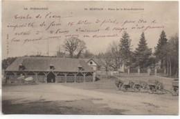 50 MORTAIN  Place De La Sous-Préfecture - Sonstige Gemeinden
