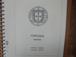 "Madère (Portugal) 1983-2000 TRES BELLE COLLECTION ALBUM ""LINDNER"" (2709) 2 KILOS 200 - Madeira"