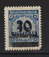 MiNr. 335 B PE4 **  (0132) - Alemania