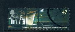 GREAT BRITAIN  -  2006 Trains 47p Used As Scan - 1952-.... (Elizabeth II)