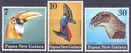 1974. Papua New Guinea, Birds, 3v, Mint/** - Papua-Neuguinea